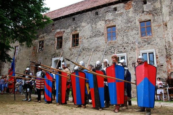 """Історичний фестиваль """"Срібний Татош"""""""